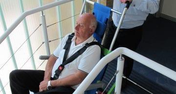 6 year evacuation chair warranty