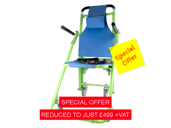 Standard Evac Chairs Special Offer