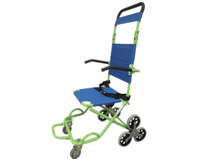 3 Wheel Patient Transport Chair