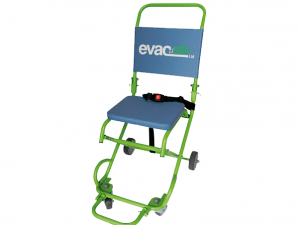 4 Wheel Patient Transport Chair