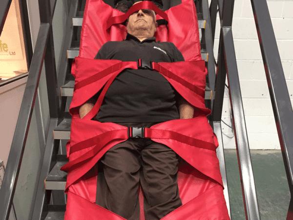 Premium Plus, Bariatric Evacuslider Rescue-sled