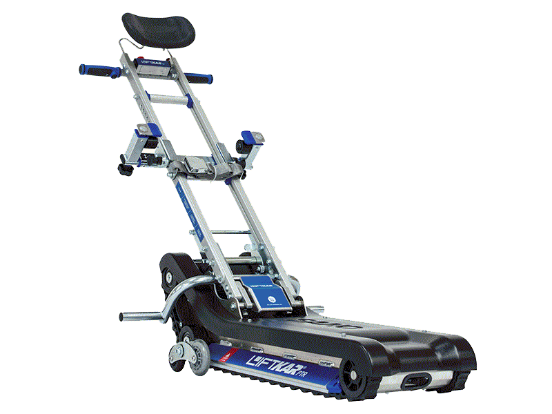 Stair Climber PTR with Wheelchair