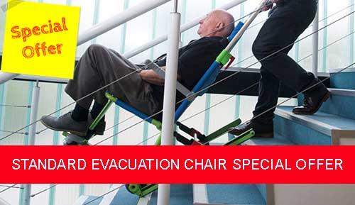 Standard Evac Chair Special Offer